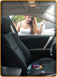 Locked Keys In Car San Antonio TX - Vehicle Locked Out